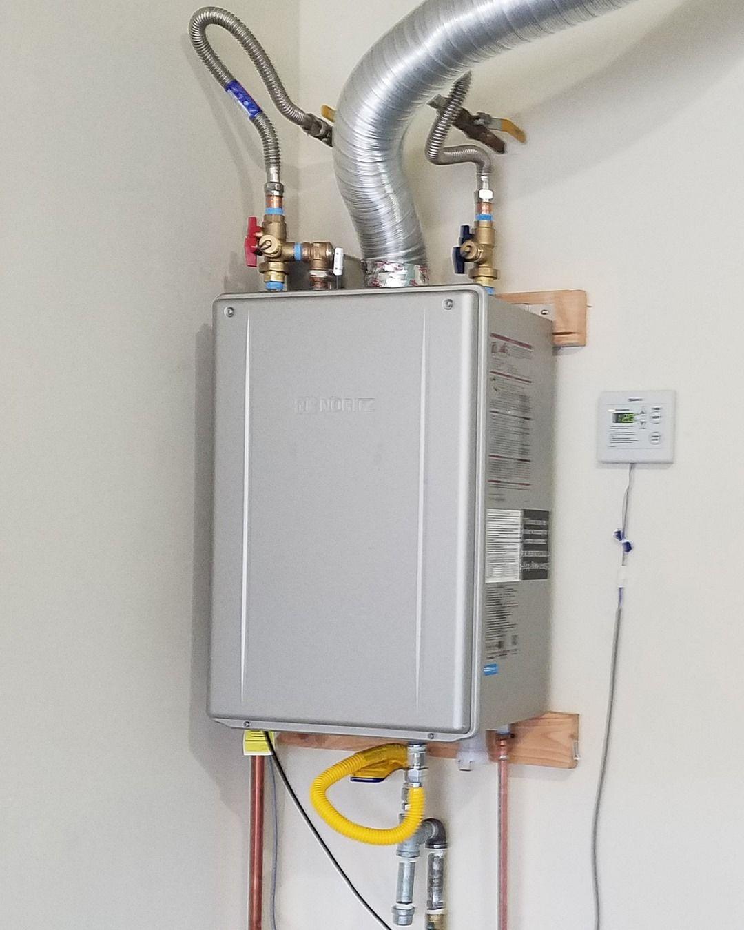 Noritz Tankless Water Heater 1800anytyme waterheater