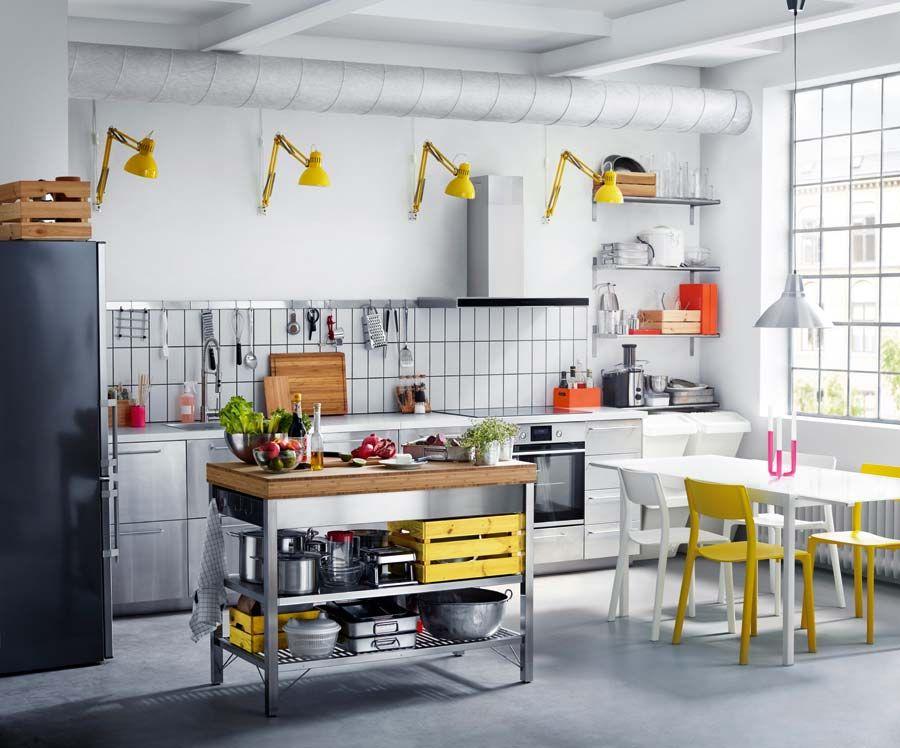 Cuisines Ikea Les Nouveautés 2018 Wnętrza Inspiracje