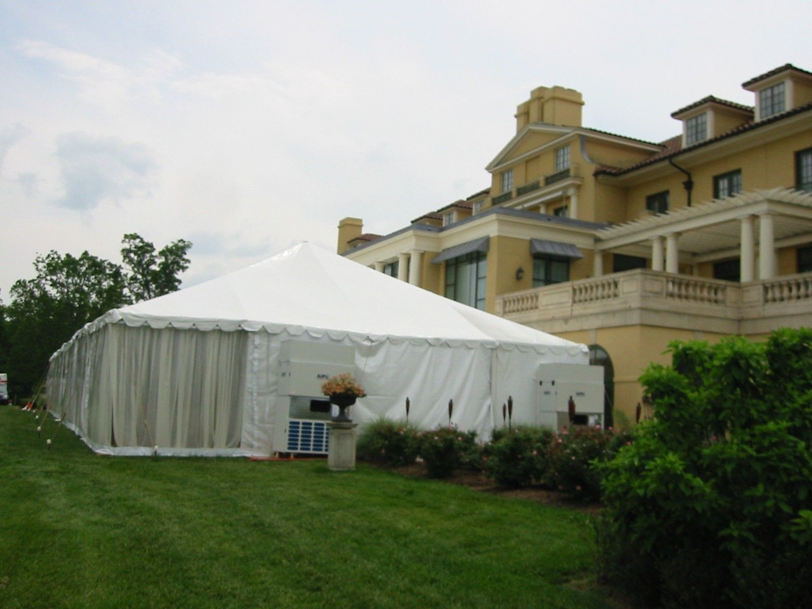 The Right Tent Air Conditioner Makes Or Breaks Your Event