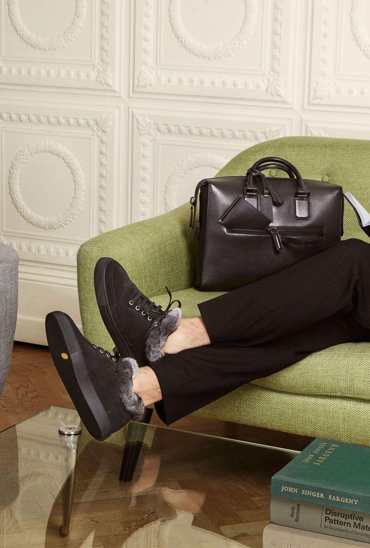 Harrys of London | AW16 Lookbook