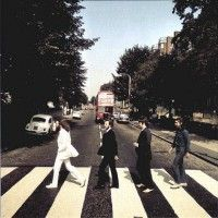 The Beatles Picture four from the Abbey Road photography session