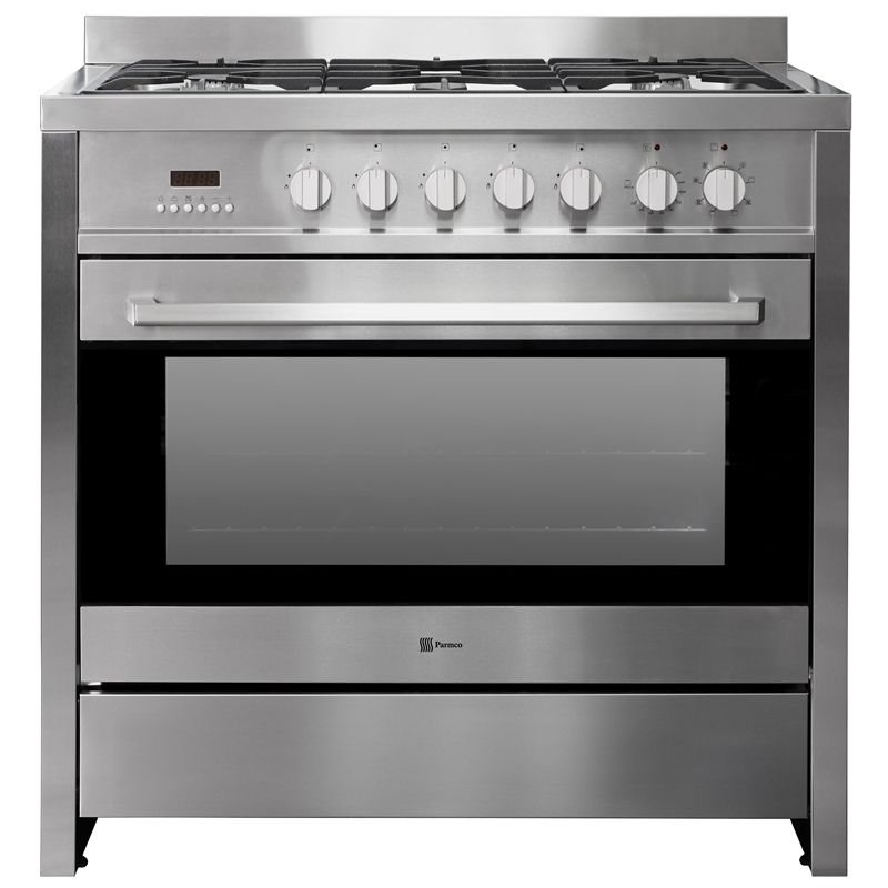 Find Parmco 8 Function 900mm Electric Stove Amp Amp Gas Hob At Bunnings Warehouse Visit Your Local Store For The Freestanding Stove Electric Stove Gas Hob