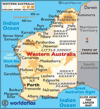 Image result for map of western australia world maps western image result for map of western australia world maps gumiabroncs Gallery