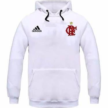 1518b229ba Blusa Moleton Moletom Flamengo Futebol Clube - Promoção