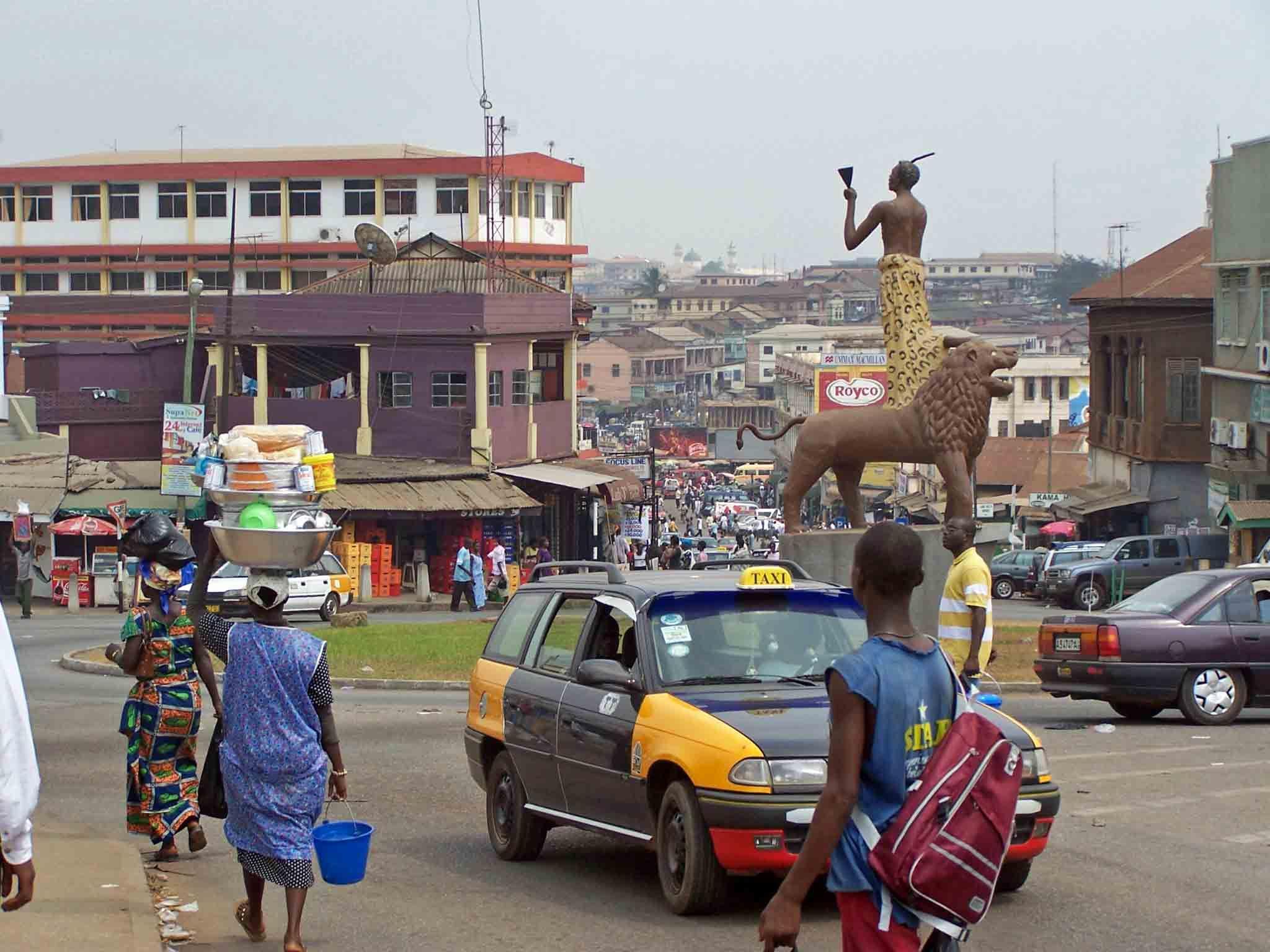Car Rental Tamale Ghana