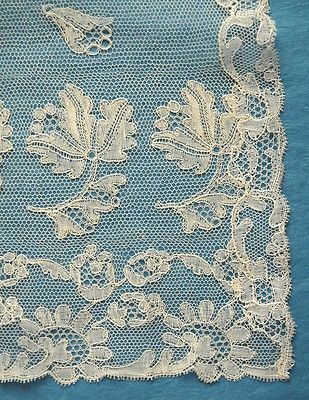 Bucks, a kind of point ground lace