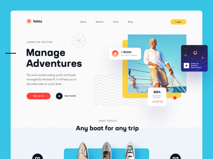 Weekly Design Inspiration #217
