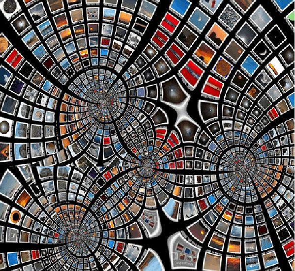 arte espiralado