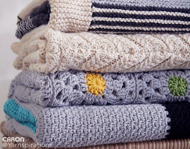 Yarnspirations Gray Matters Lookbook - Repeat Crafter Me | cosas q ...