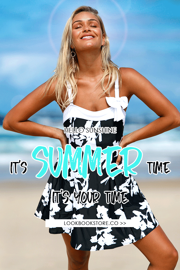 What's Up // Get ready to hit the beach with Lookbook Store's awesome new pieces perfect this summer. Shop here.