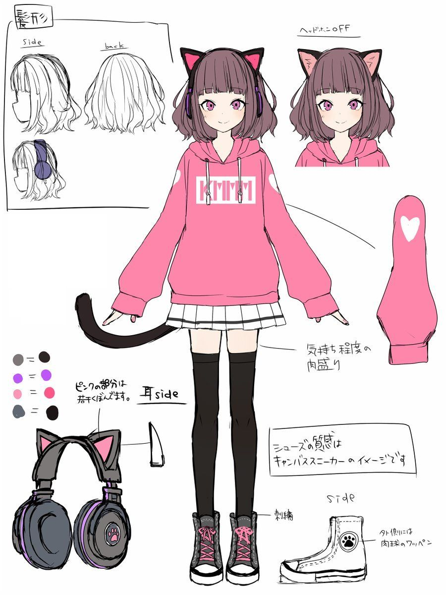 Pin by Em Vickers on Fashion & Accessories   Manga drawing ...