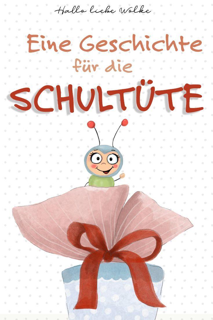 Photo of Eine Geschichte für die Schultüte. #einschulung #schulstart #geschichte