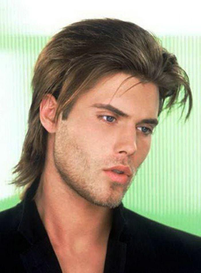 Fine Hair Medium Length Hairstyles For Men Long Mens