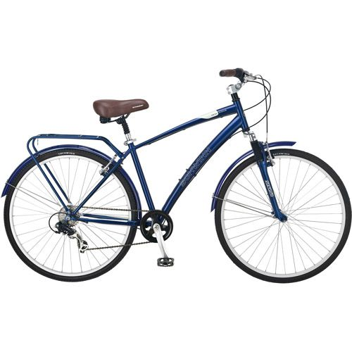 00eaf6651fc 700c Schwinn Fifth Avenue Men's Hybrid Bike Walmart.com $224.97 ...