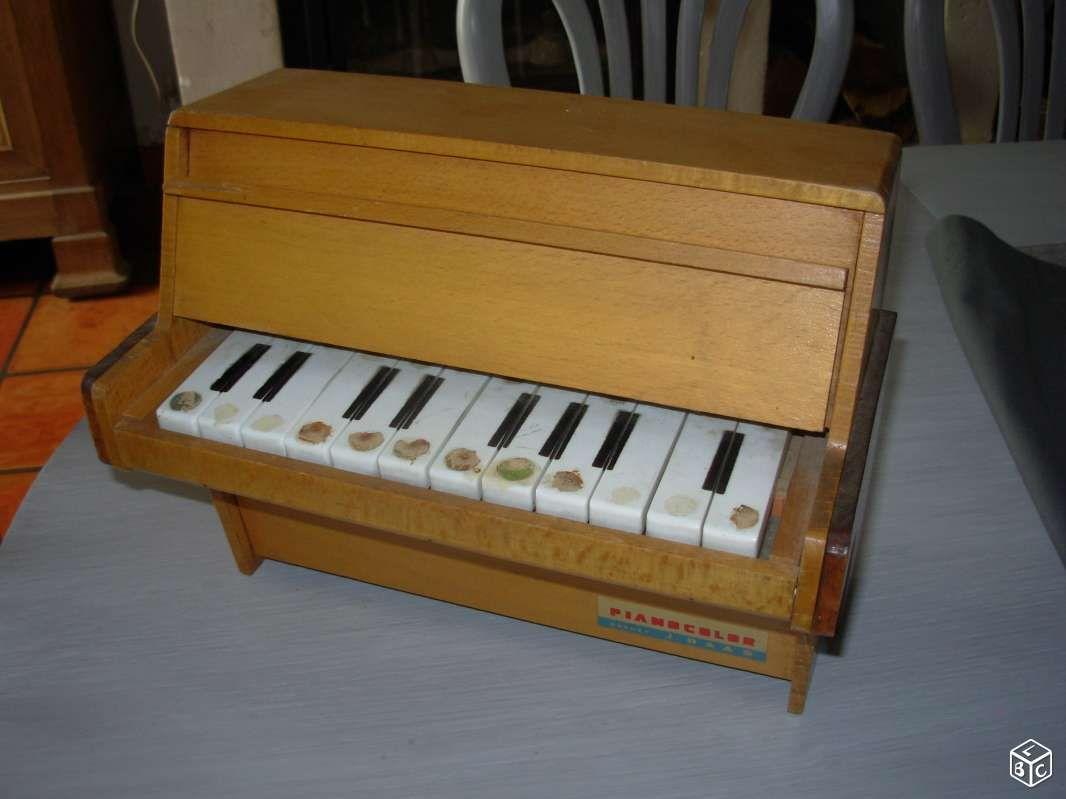 Jouet Ancien Instruments De Musique Oise Leboncoin Fr Pianotoy