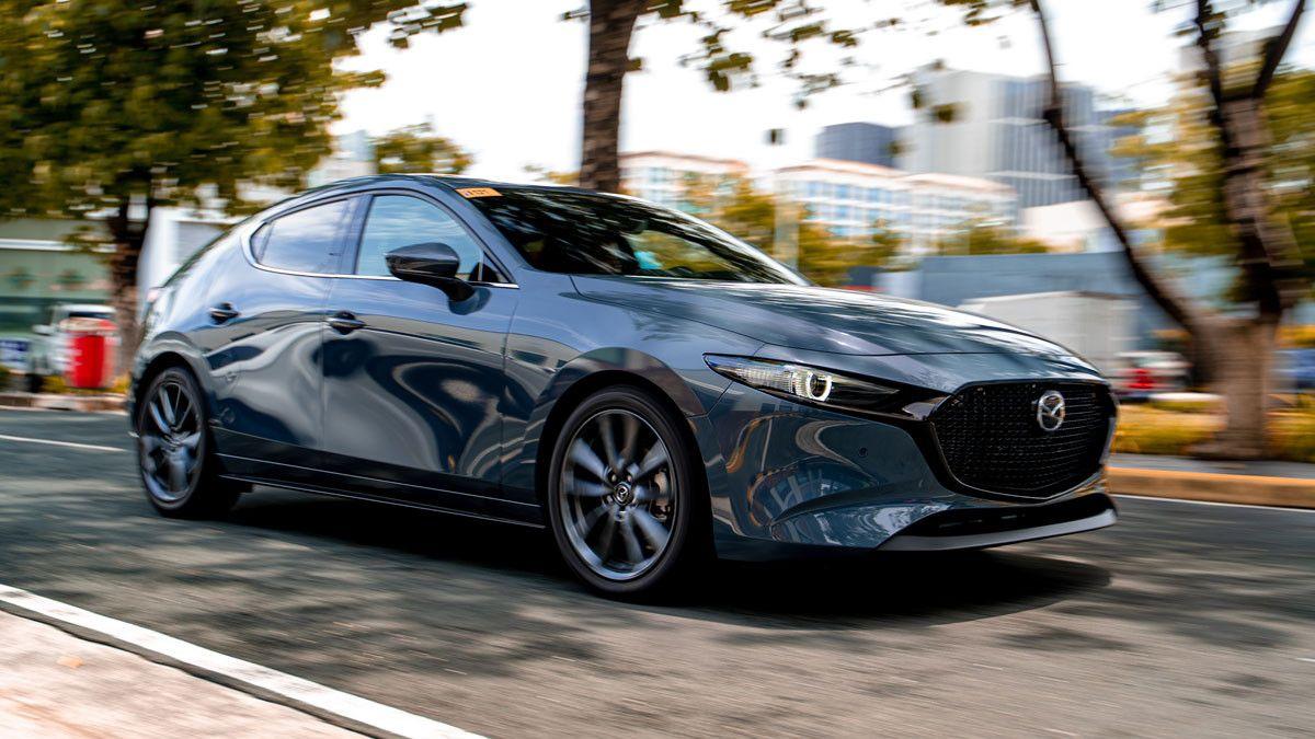 Mazda 3 2020 Philippines First Drive di 2020