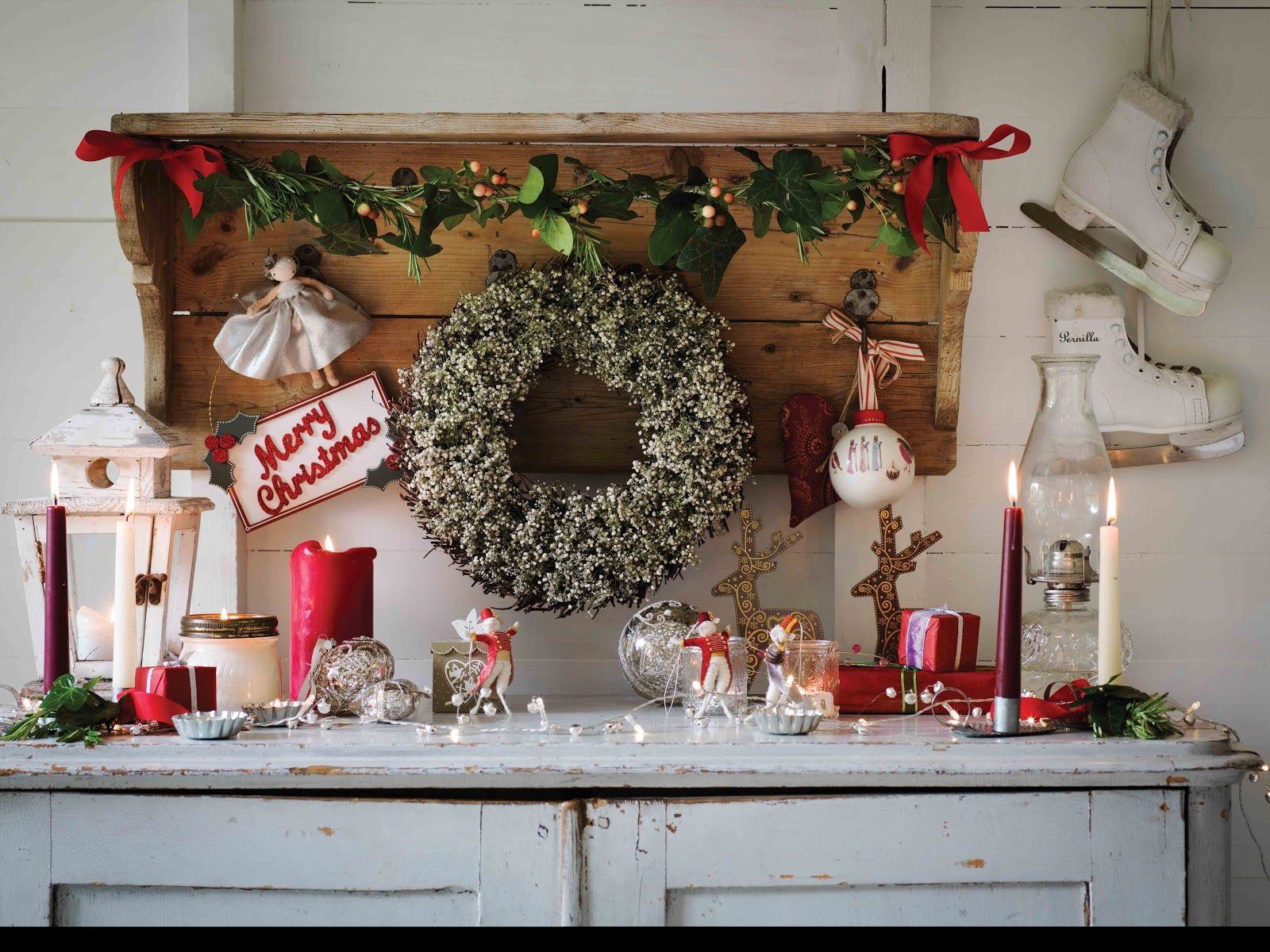 country living magazine christmas Google Search