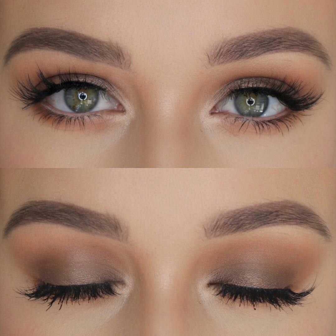 Natural eye makeup | Make-Up | Pinterest | Makeup, Bird ...