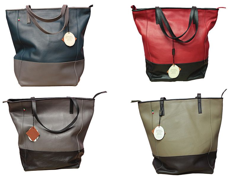 witch color you prefer ? bags /leather / colors .. www.abbigliamentodacastagna.it