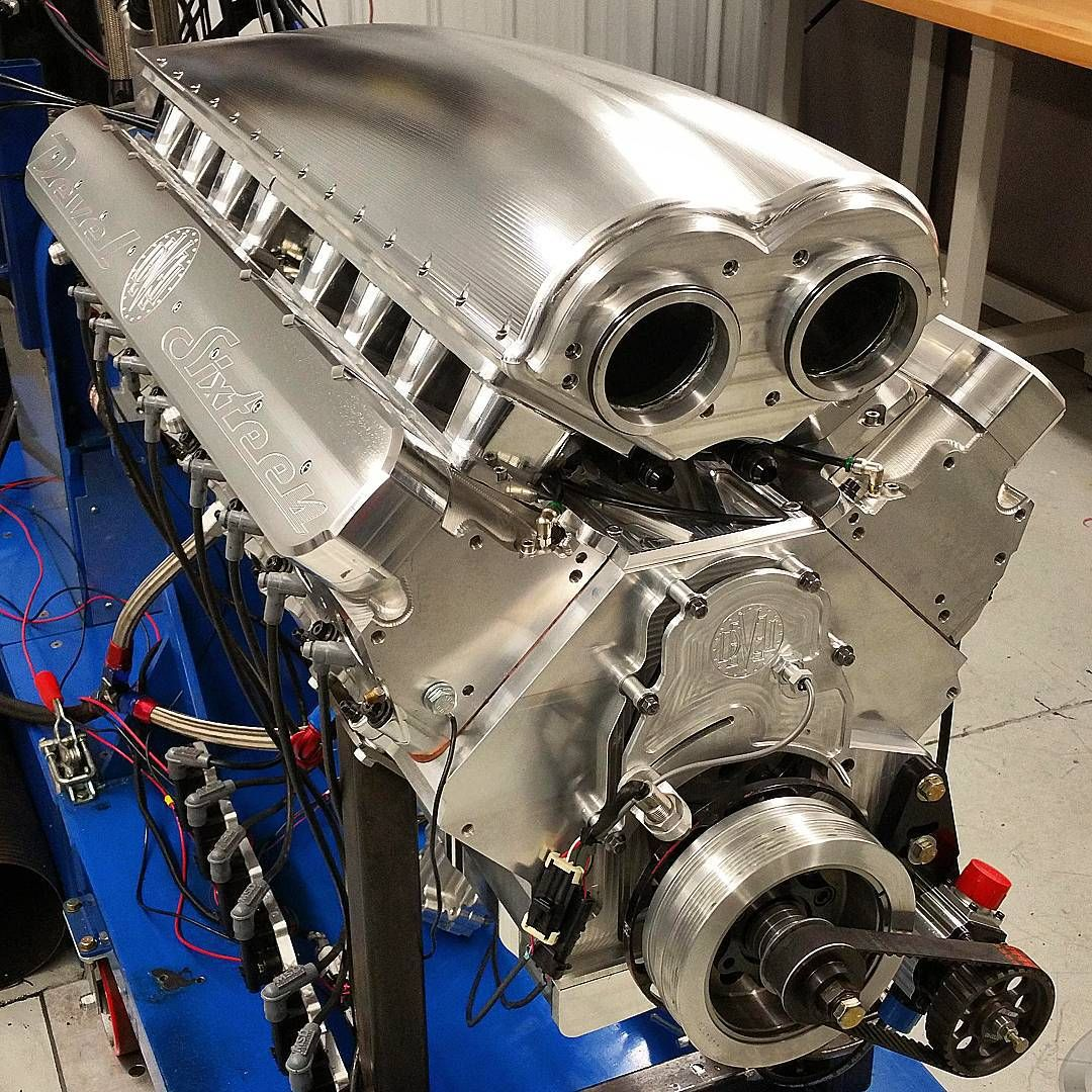 We Don T Believe In Using Other Cars Engines Devel Six Has Its Own Unique One Take A Look At It Without The Quad Turbo