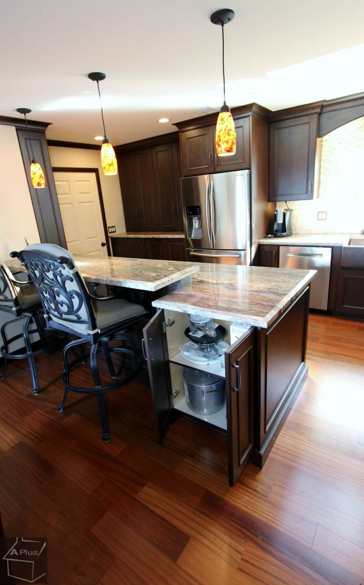 Delicieux Kitchen Remodel With Custom Cabinets In Laguna Niguel Orange County