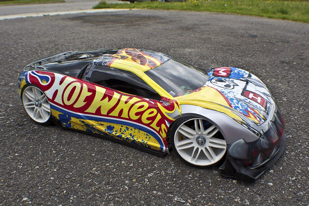 Traxxas XO1 Hot Wheels Hypercar by Marcus White [Readers