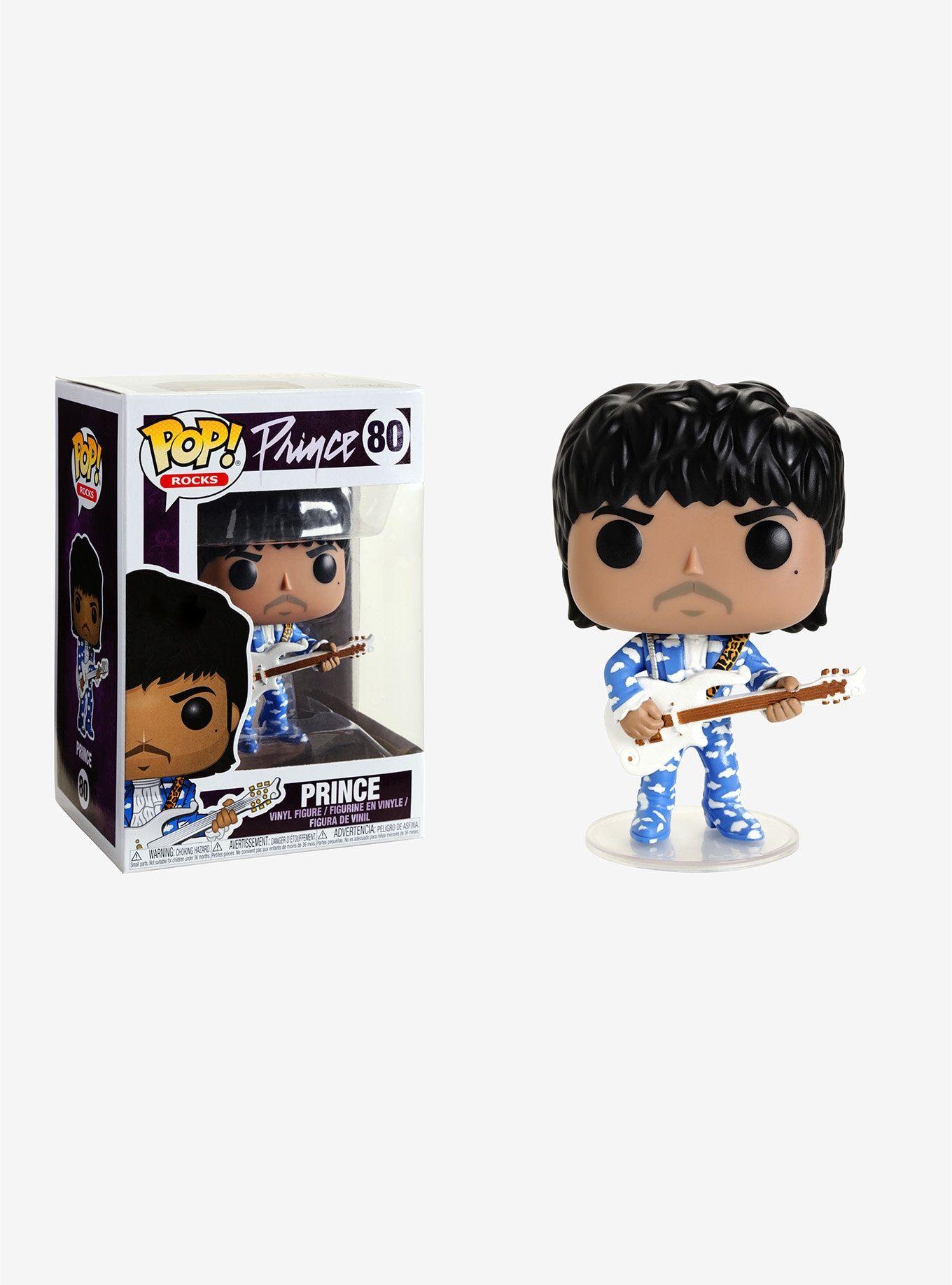 Rocks Prince-Around the World in a day 80 32248 Vinyl Figure FUNKO POP