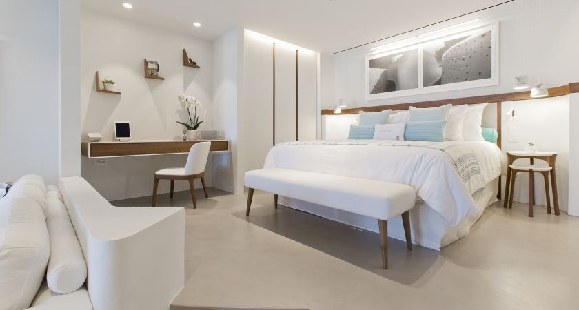 Gallery Santorini Hotels Santorini Hotel Interiors