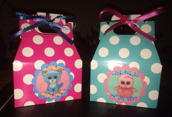 076e09b3779 Beanie Boo Party Bags