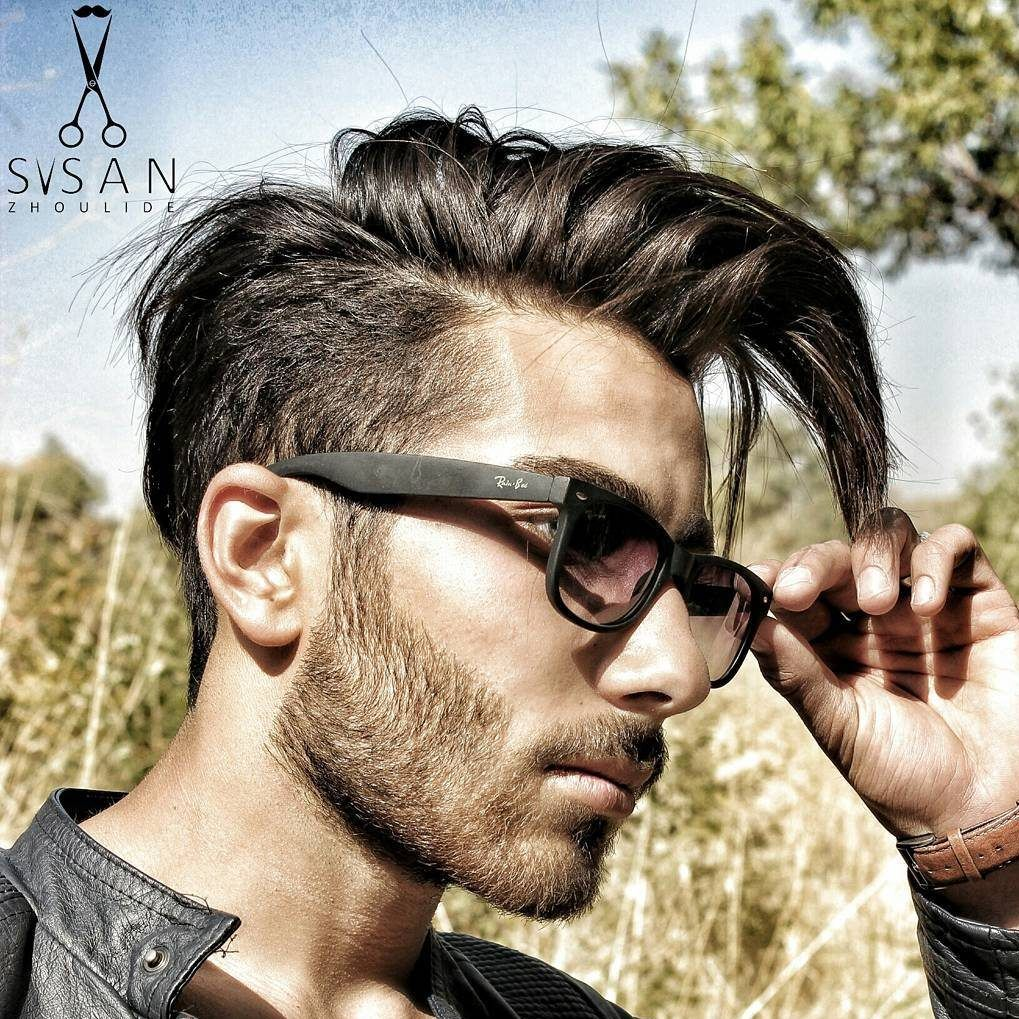 Men s disconnected undercut from schwarzkopf professional - New Long Hairstyles For Men 2017
