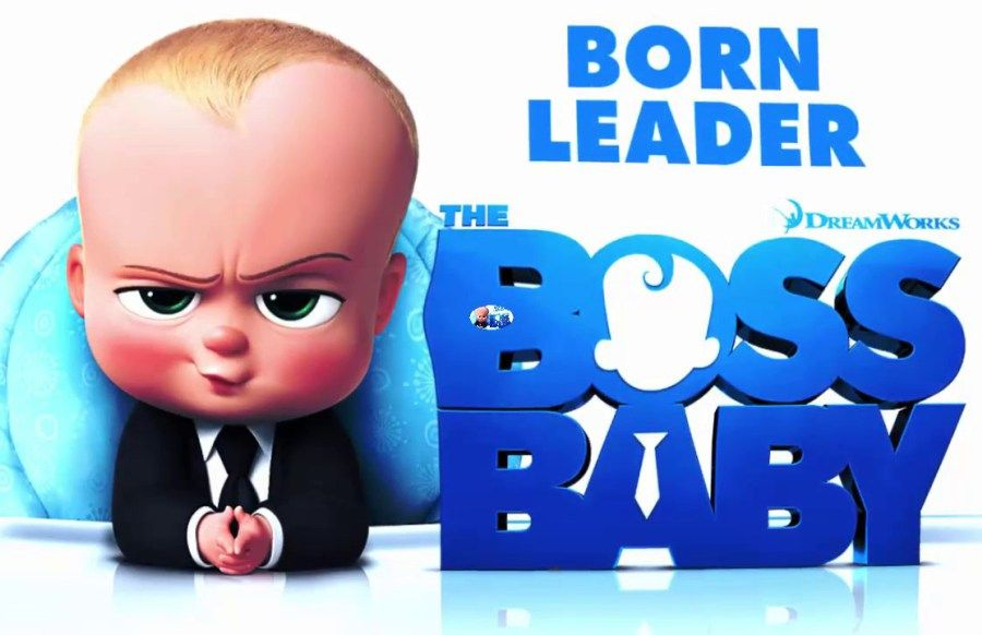 Boss Baby Dual Audio English & Hindi Dubbed 720P Baby