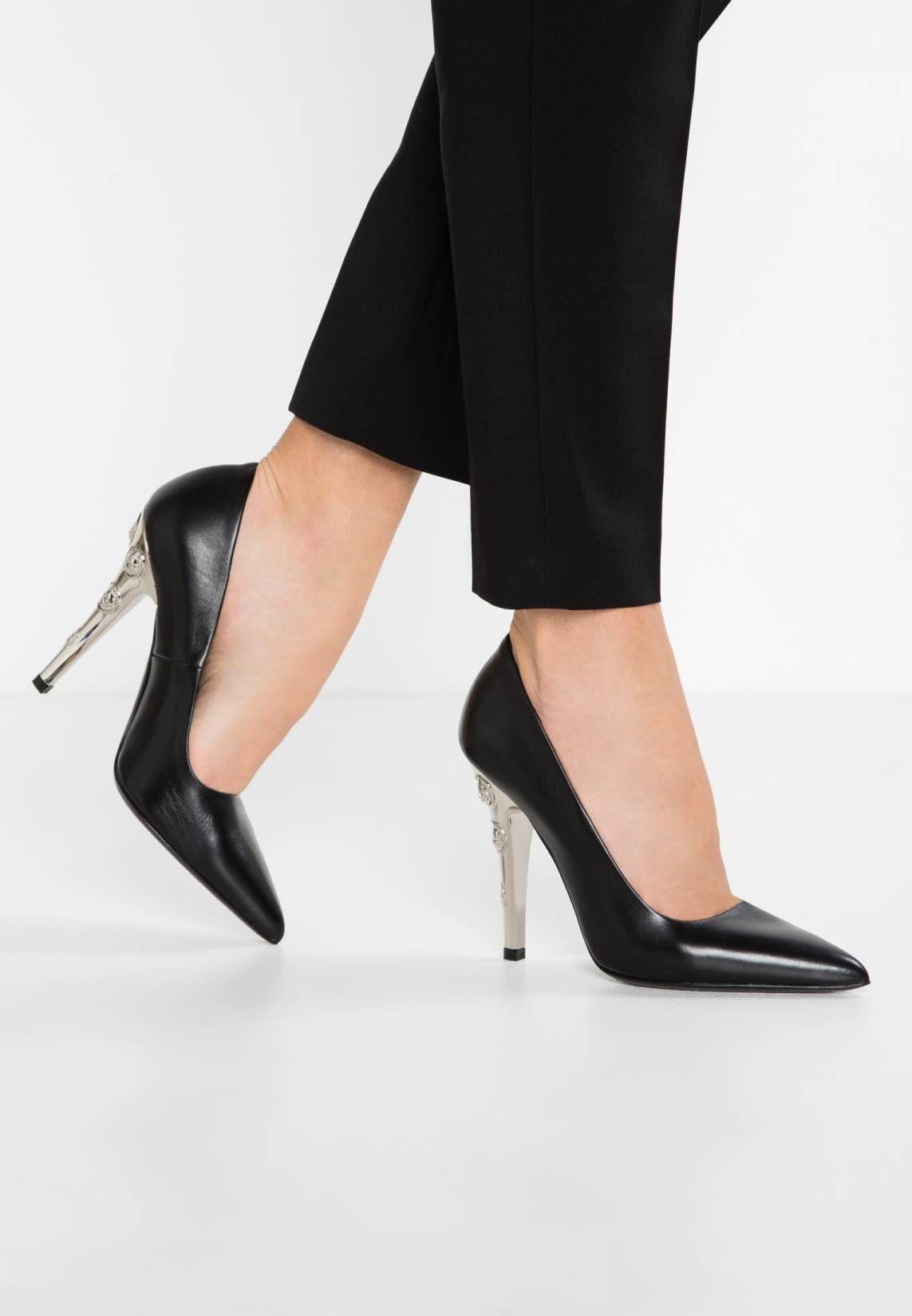 Versus Versace. Tacones - black. Suela:piel auténtica. Forma ...