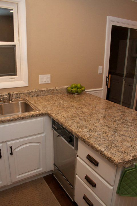 1960s Kitchen Remodel Before After: Beautiful Kitchen Remodel On A Budget
