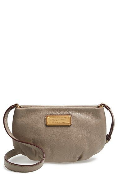 MARC by Marc Jacobs 'New Q - Percy' Leather Crossbody Bag ...