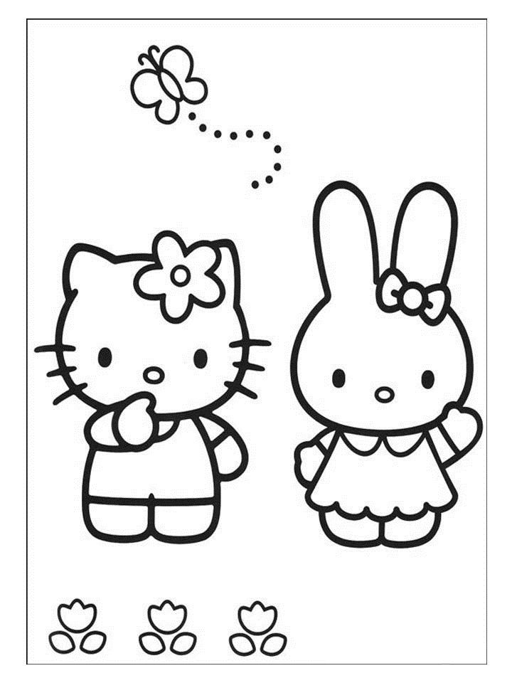 Sanrio | Coloring Book | Pinterest