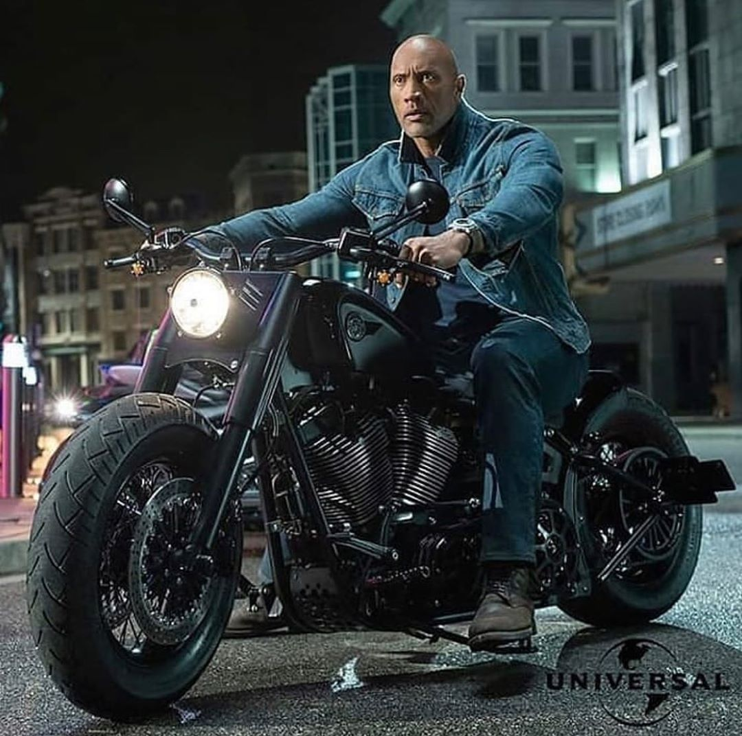 Harley Davidson Kings On Instagram Harleydavidsonkings Follow For The Best Pictures The Rock Dwayne Johnson Dwayne Johnson Dwayne The Rock