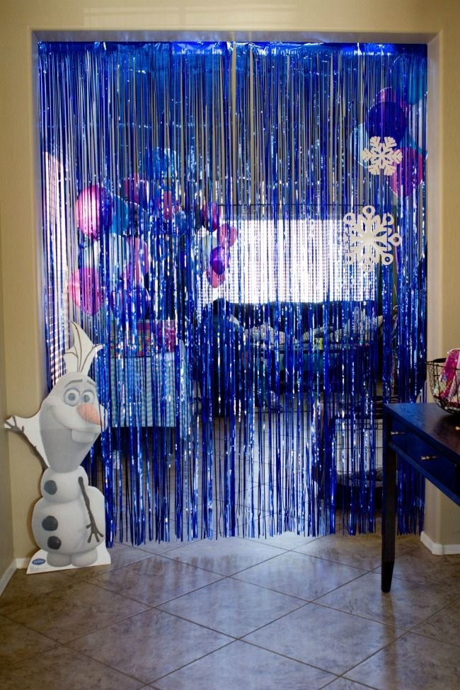 Disney Frozen Birthday Party Ideas Party Ideas Frozen