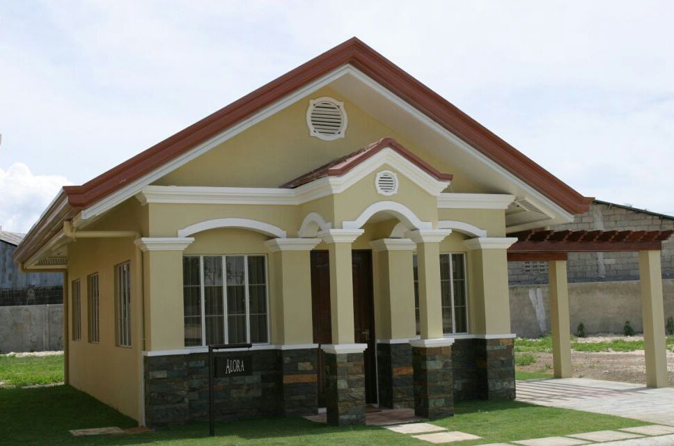 Superb Home Design Exterior Small House   Exterior Picture Of Small House
