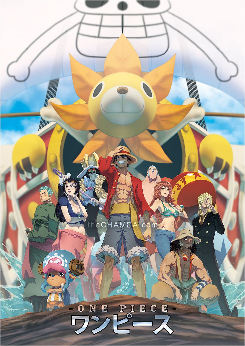 We Are The Strawhats By Thechamba Deviantart Com On Deviantart One Piece Anime One Piece Manga One Piece Wallpaper Iphone Deviantart wallpaper anime one piece