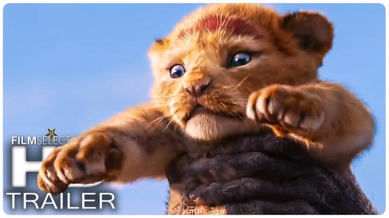 The Lion King Trailer 2019 Youtube Stories In 2019