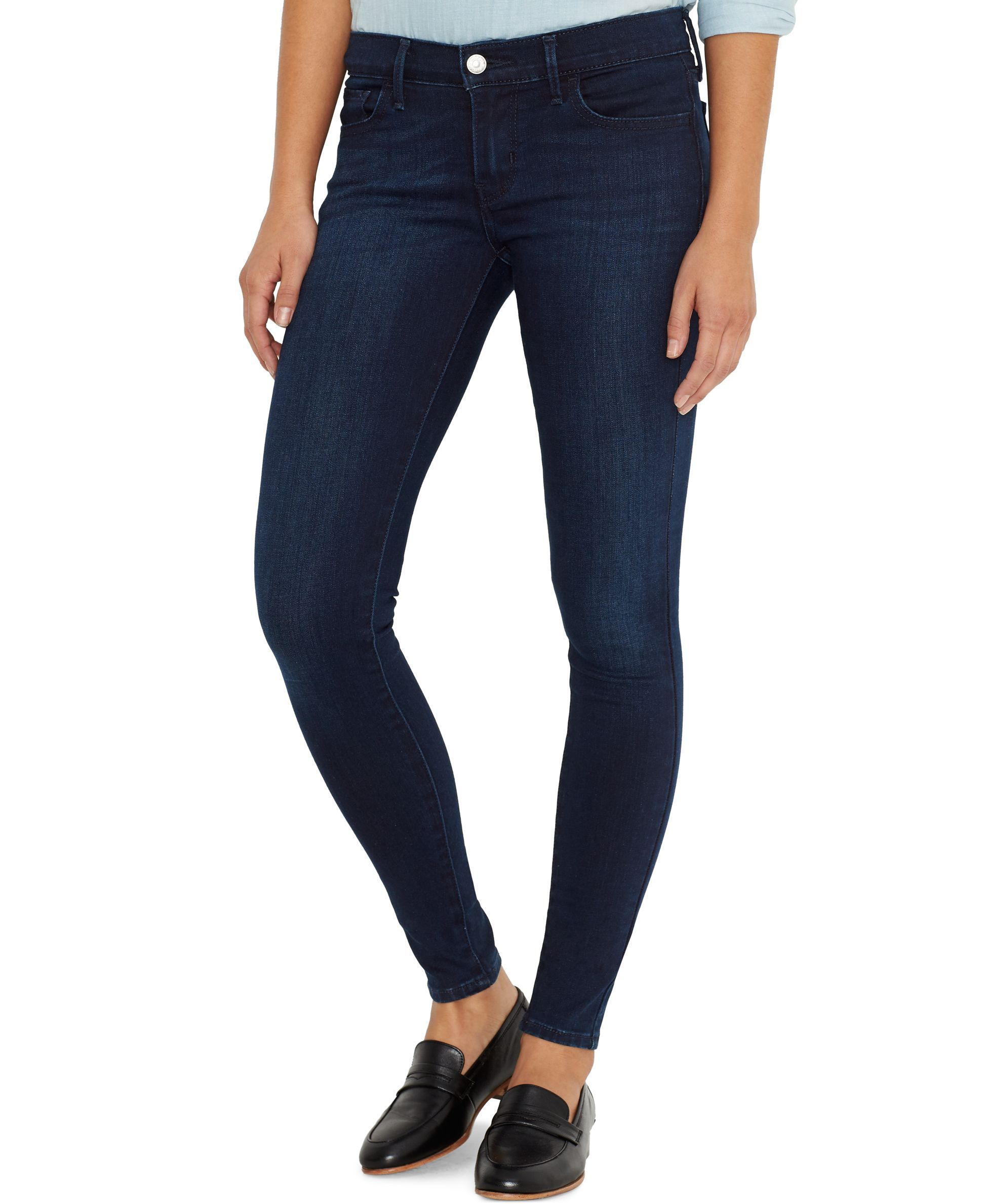 Levi's 710 Super Skinny Jeans, Waterfall Wash