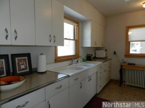 Repainting Metal Kitchen Cabinets#cabinets #kitchen #metal ...
