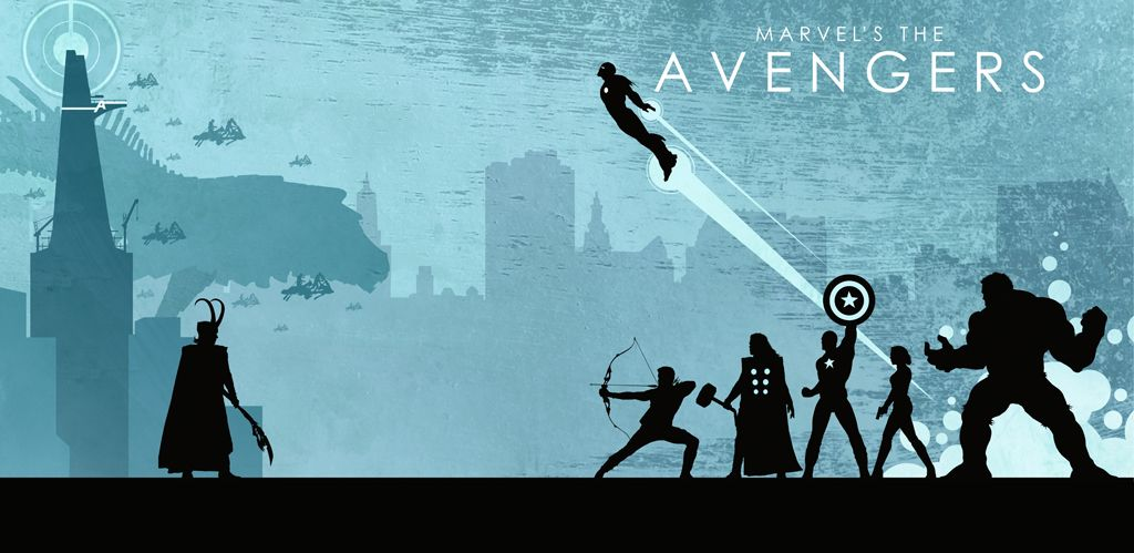 The Avengers by Cakes-and-Comics on @DeviantArt