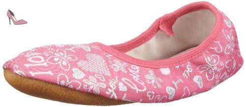 Chaussures fille Rose Darling Pink gymnastique 240 pink de Beck vEXqw