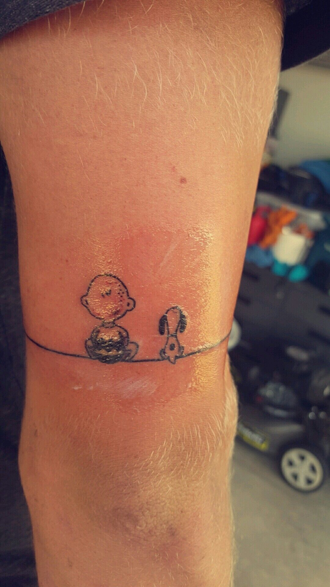 Image Result For Charlie Brown And Snoopy Tattoo Tattoo Snoopy
