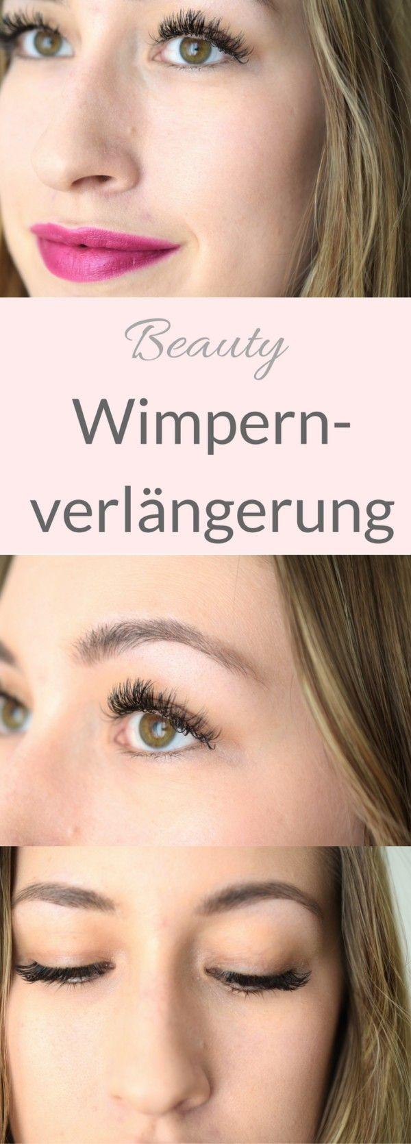 Wimpern Extensions Erfahrungen