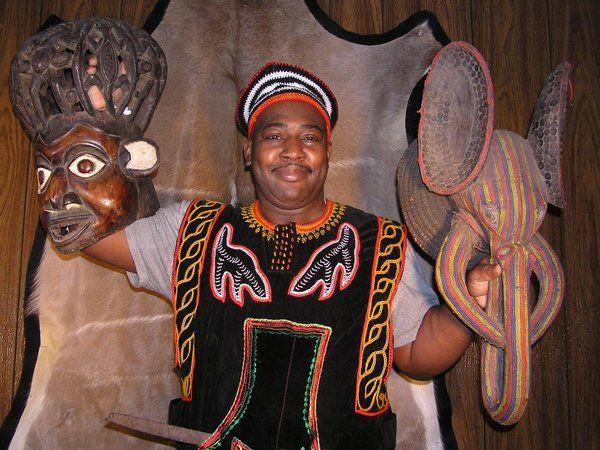 cameroon traditional attire LANE TIKAR PEOPLE