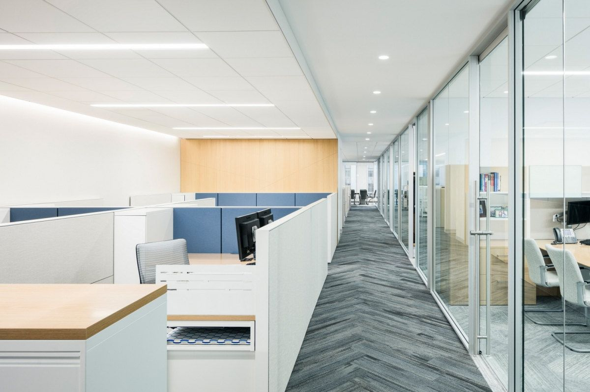 Office Tour Tokio Marine Offices New York City 医院