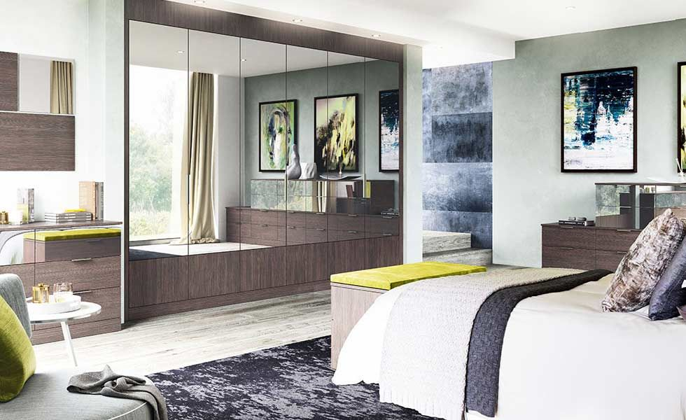 Master Suite Floor Plans Dressing Rooms combining a bedroom, bathroom and dressing room into a master