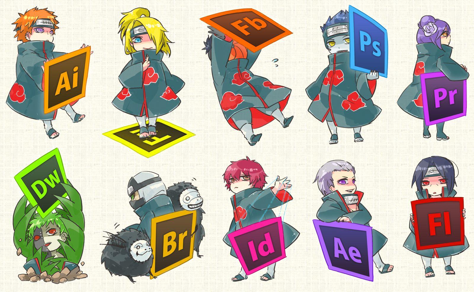 Tags: Akatsuki, NARUTO, Deidara, Sasori, Pixiv, Hidan, Tobi, Uchiha Itachi, Konan, Kakuzu, Zetsu, Hoshigaki Kisame, Pein, Uchiha Obito, Kiri...